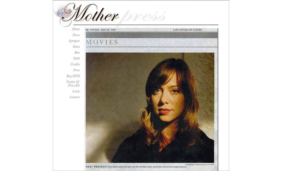 mother the movie